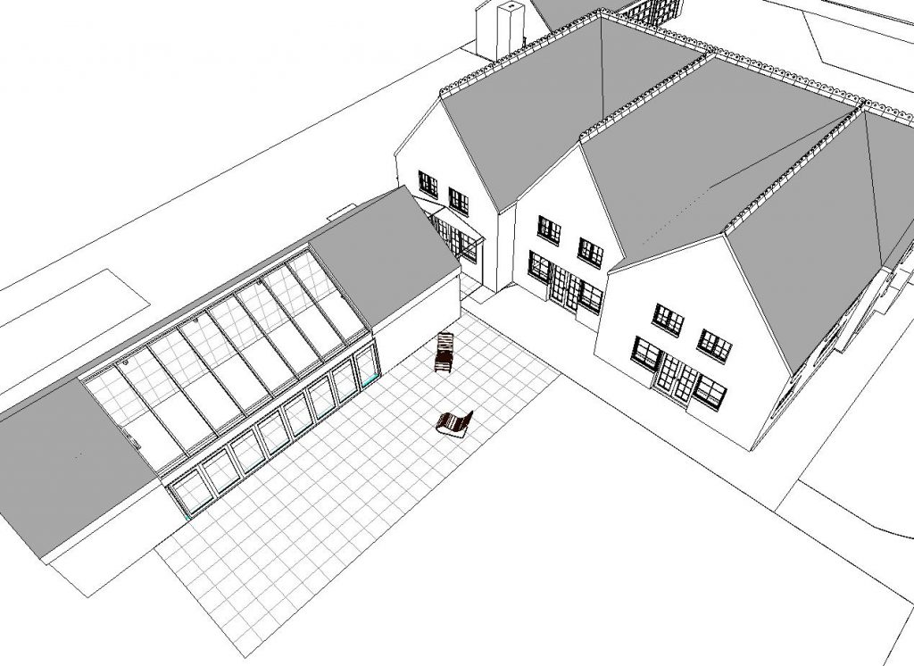 Planning Application Approval.