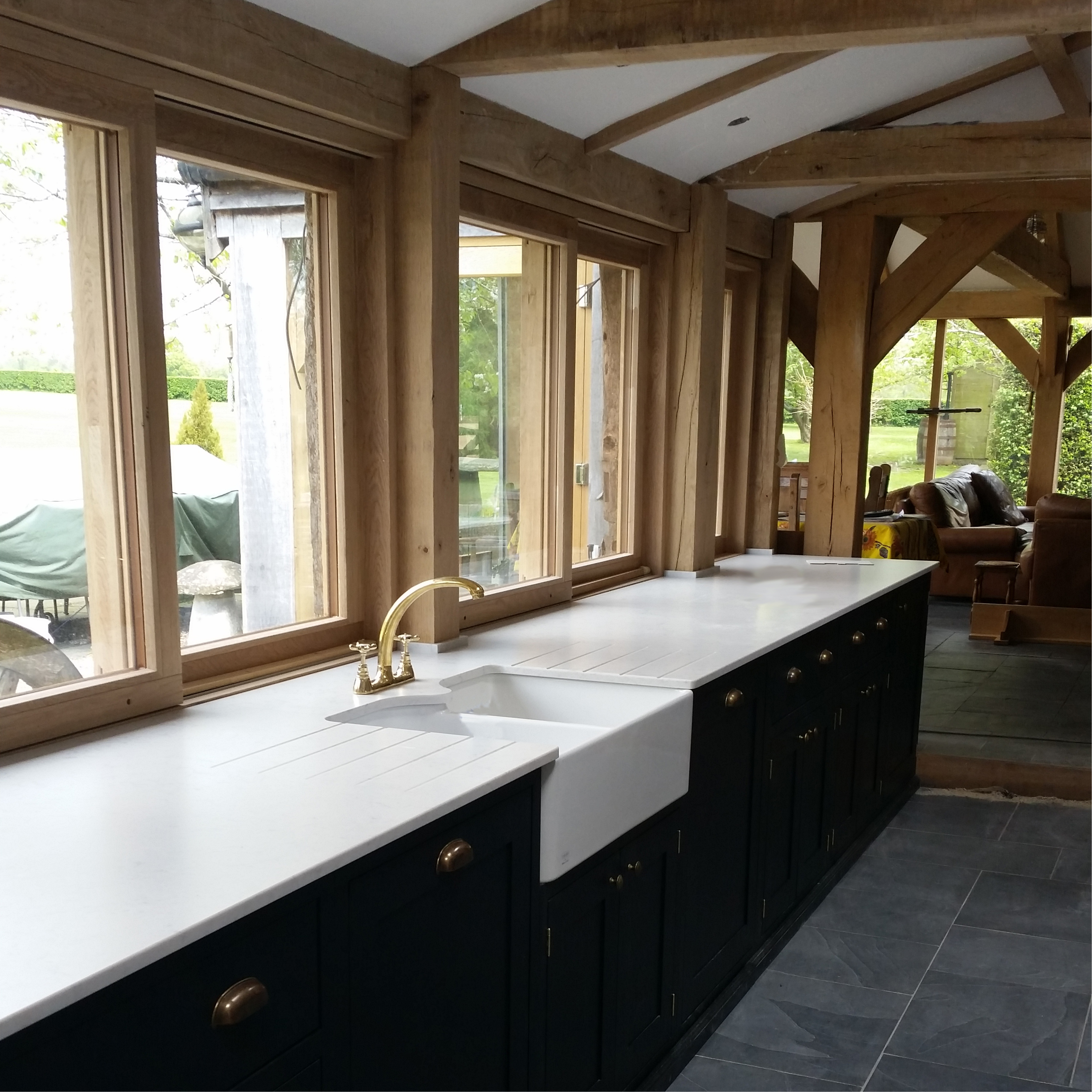 Country Manor House Extension