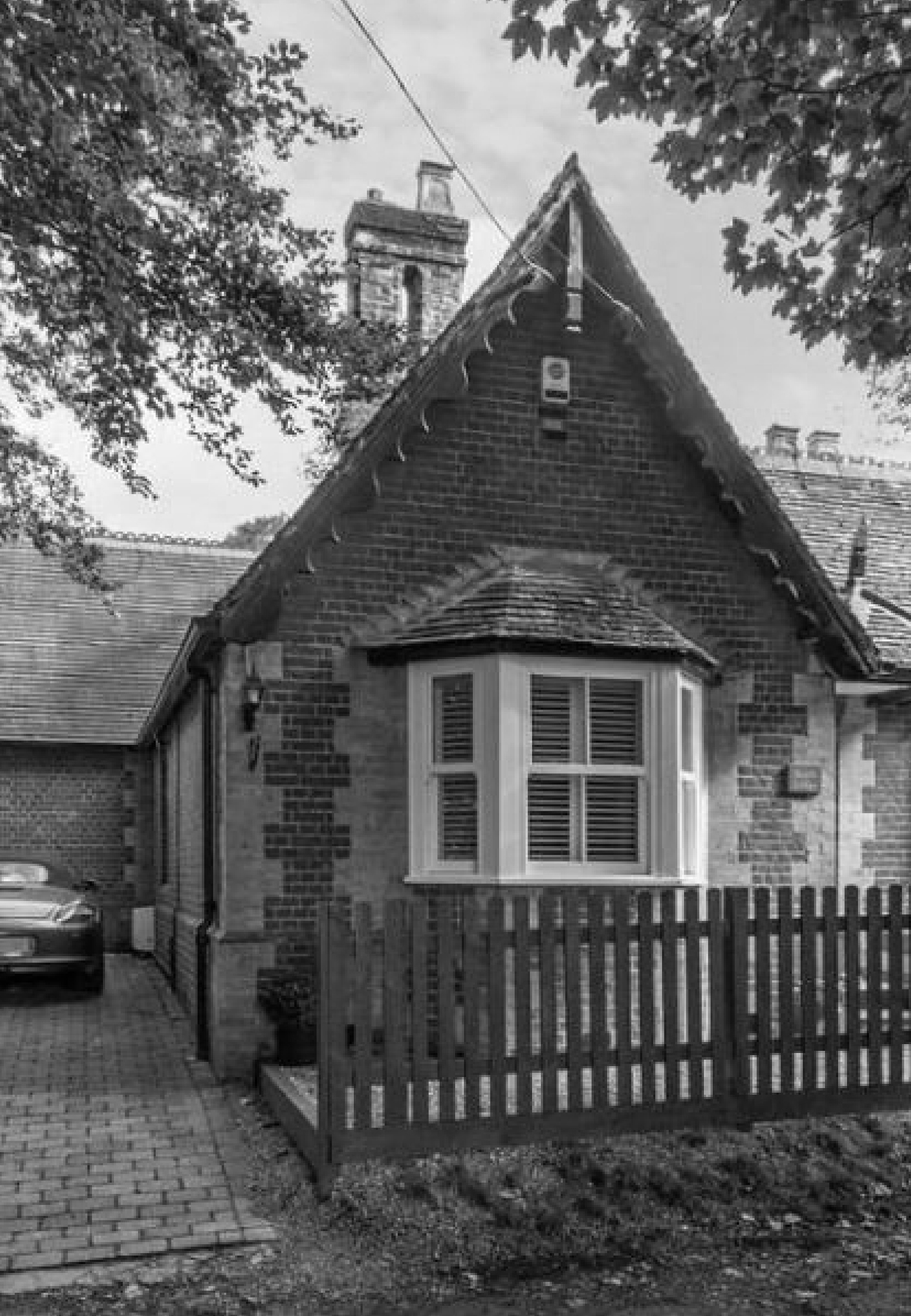 Victorian coach house extension